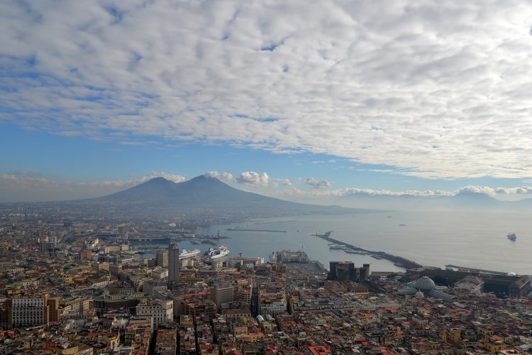 Naples 2014, Landscapes, Dirk Heurich