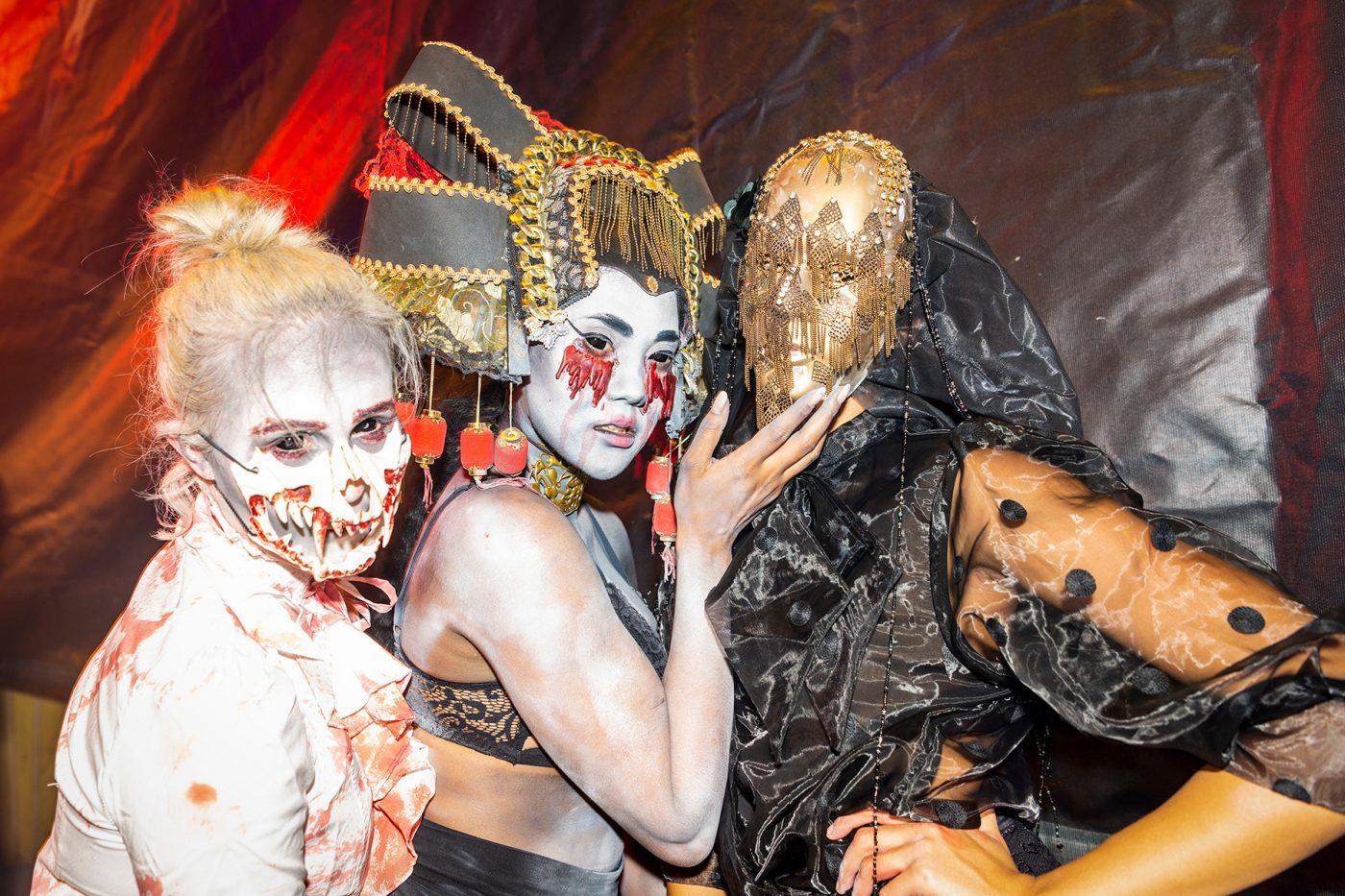PinkInc. Halloween @ Schmidt's Tivoli, Hamburg, 26.11.2019